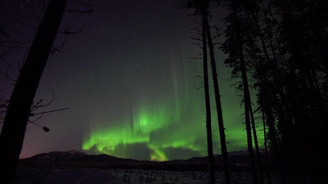 Maravillosas auroras boreales